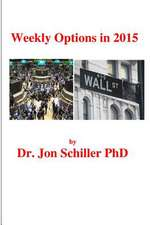 Weekly Options in 2015