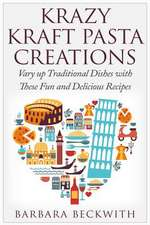 Krazy Kraft Pasta Creations