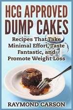 Hcg Approved Dump Cakes