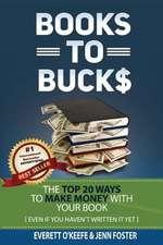 Books to Bucks
