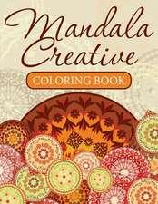 Mandala Creative Coloring Book