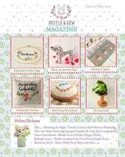 Bustle & Sew Magazine Issue 52
