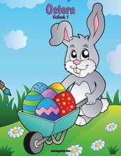 Ostern Malbuch 1