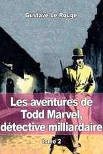 Les Aventures de Todd Marvel, Detective Milliardaire