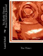 Tea Kettle Desert Rose Creative Journal