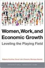 Women, Work, and Economic Growth