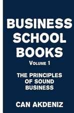 Business School Books Volume 1