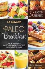 10 Minute Paleo Breakfast