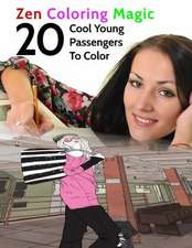 20 Cool Young Passengers to Color