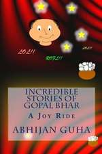 Incredible Stories of Gopal Bhar