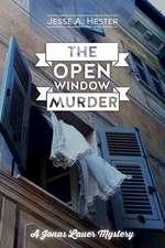 The Open Window Murder