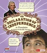 Declaration of Independence in Translation