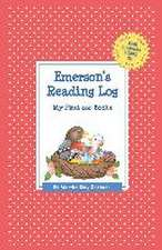 Emerson's Reading Log:  My First 200 Books (Gatst)