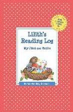 Lilith's Reading Log:  My First 200 Books (Gatst)