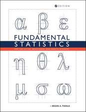 Fundamental Statistics for the Social, Behavioral, and Health Sciences