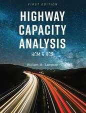 Highway Capacity Analysis