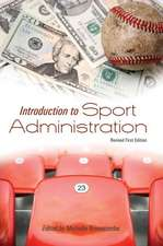 Introduction to Sport Administration