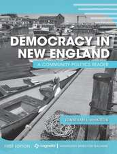 Democracy in New England