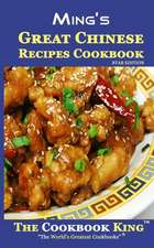 Ming's Great Chinese Recipes Cookbook