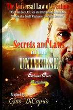 Secrets and Laws of the Universe
