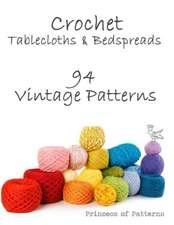 Crochet Tablecloths & Bedspreads