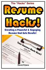 Resume Hacks!
