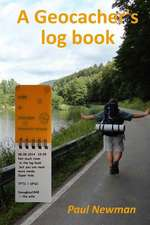 A Geocacher's Log Book