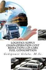 Logistics Supply Chain-Operation Cost Reduction