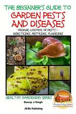 A Beginner's Guide to Garden Pests and Diseases