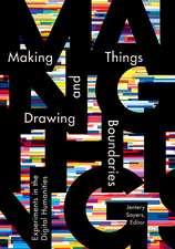 Making Things and Drawing Boundaries