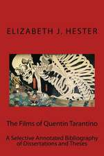 The Films of Quentin Tarantino