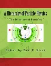 A Hierarchy of Particle Physics