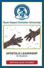 Apostolic Leadership for Students