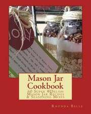 Mason Jar Cookbook