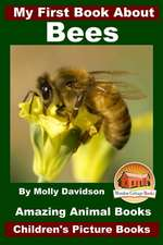 My First Book about Bees - Amazing Animal Books - Children's Picture Books