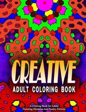 Creative Adult Coloring Books, Volume 16
