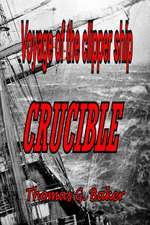 Voyage of the Clipper Ship Crucible:  Red, White & Blue Socks I & II - German Socks - Funny Little Socks - Funny Big Socks - Neighbor Nelly Socks