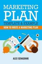 Marketing Plan Template & Example