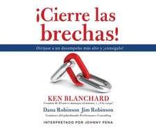 Cierre Las Brechas (Zap the Gaps!)