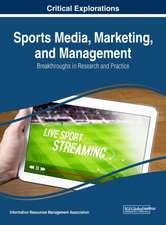 Sports Media, Marketing, and Management