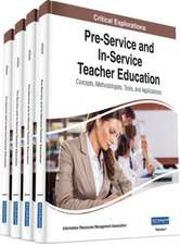Pre-Service and In-Service Teacher Education