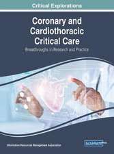 Coronary and Cardiothoracic Critical Care