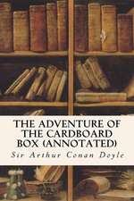 The Adventure of the Cardboard Box (Annotated)