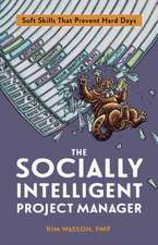 The Socially Intelligent Project Manager