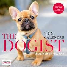Dogist Wall Calendar 2019