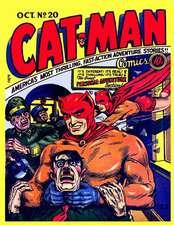 Cat-Man Comics 20