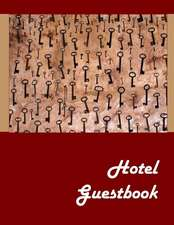 Hotel Guestbook
