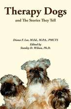 Therapy Dogs and the Stories They Tell
