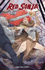 Red Sonja: The Falcon Throne