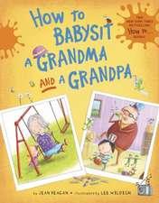 How to Babysit a Grandma and a Grandpa Set